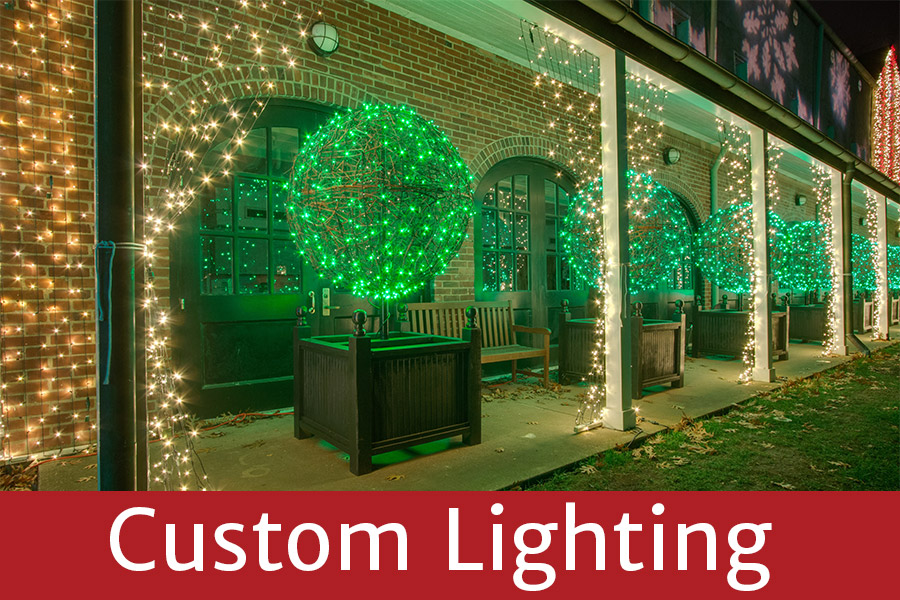 Nashville TN Commercial Holiday Outdoor Lighting & Nashville Christmas Lights u0026 Decor u2013 Nashvilleu0027s Best Holiday Lighting